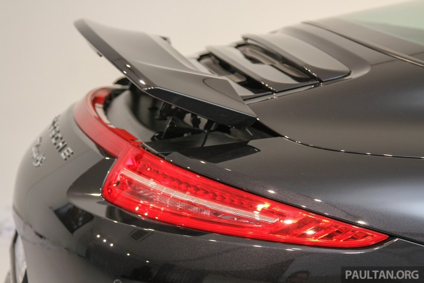 2015 Porsche 911 Targa 4S, Cayenne GTS facelift introduced in Malaysia – order books now open Image #344443
