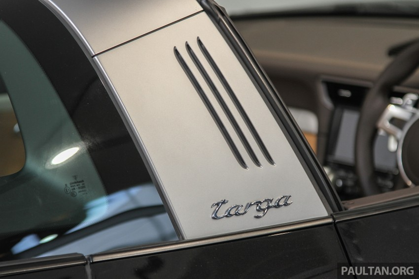 2015 Porsche 911 Targa 4S, Cayenne GTS facelift introduced in Malaysia – order books now open Image #344444