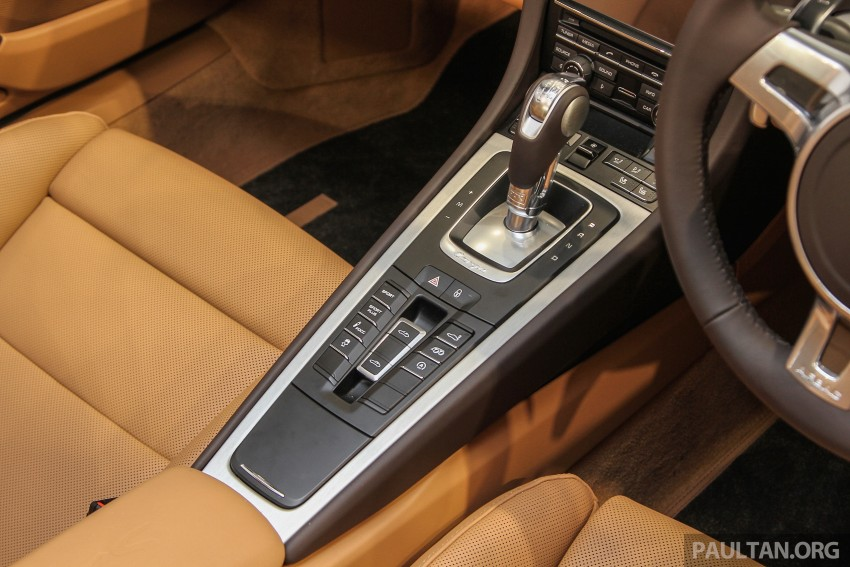 2015 Porsche 911 Targa 4S, Cayenne GTS facelift introduced in Malaysia – order books now open Image #344425