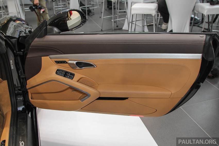 2015 Porsche 911 Targa 4S, Cayenne GTS facelift introduced in Malaysia – order books now open Image #344426