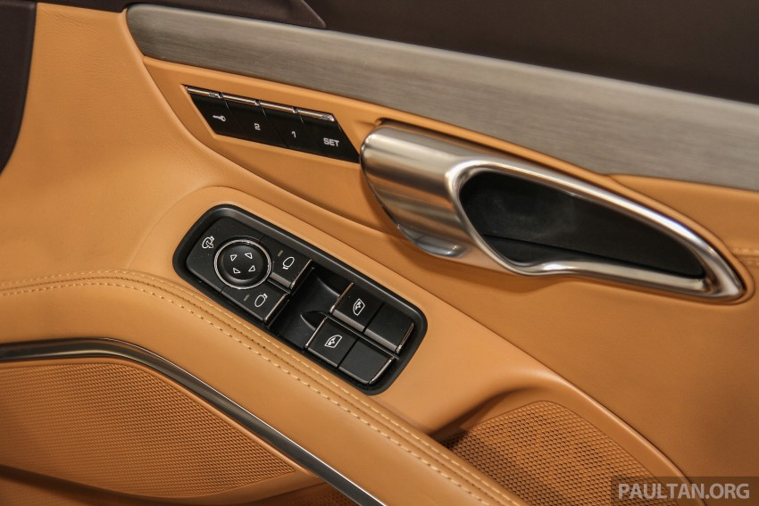 2015 Porsche 911 Targa 4S, Cayenne GTS facelift introduced in Malaysia – order books now open Image #344427