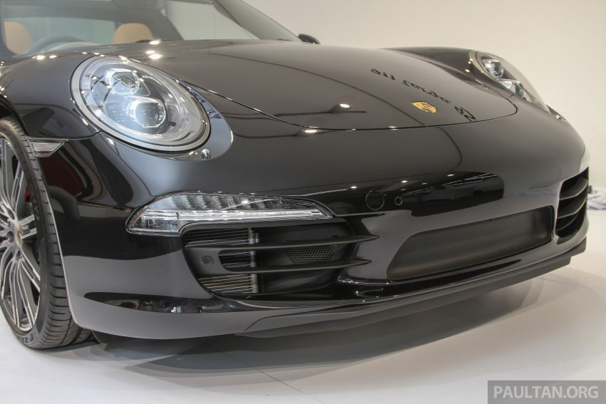 2015 Porsche 911 Targa 4S, Cayenne GTS facelift introduced in Malaysia – order books now open Image #344430