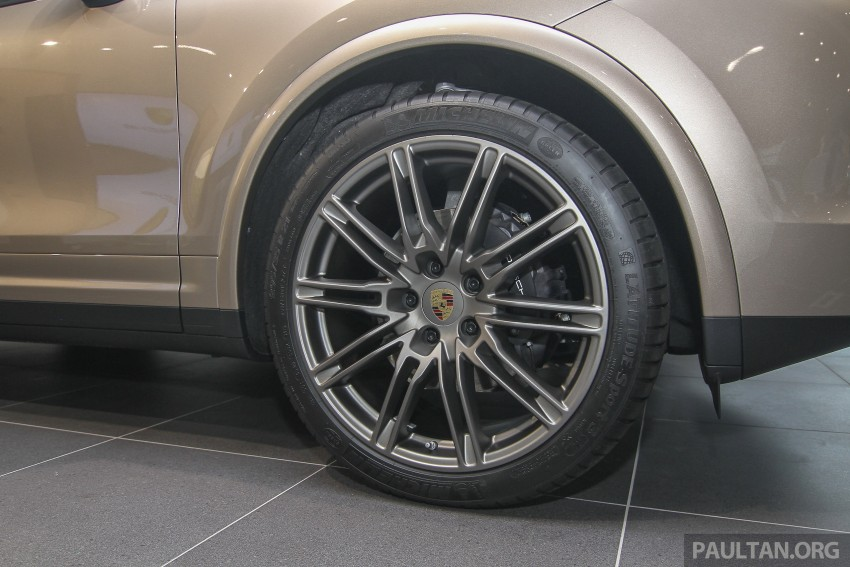 2015 Porsche 911 Targa 4S, Cayenne GTS facelift introduced in Malaysia – order books now open Image #344460