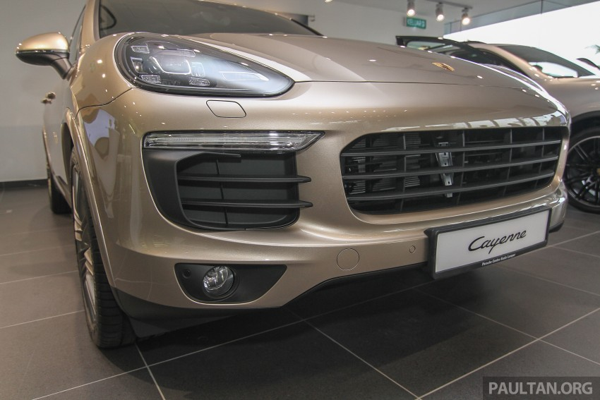 2015 Porsche 911 Targa 4S, Cayenne GTS facelift introduced in Malaysia – order books now open Image #344464