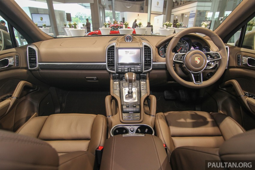 2015 Porsche 911 Targa 4S, Cayenne GTS facelift introduced in Malaysia – order books now open Image #344466