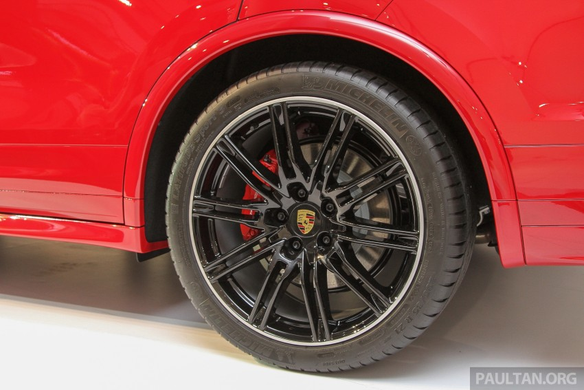 2015 Porsche 911 Targa 4S, Cayenne GTS facelift introduced in Malaysia – order books now open Image #344504