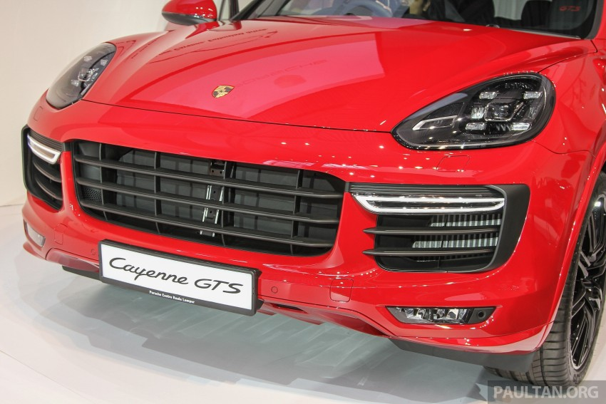 2015 Porsche 911 Targa 4S, Cayenne GTS facelift introduced in Malaysia – order books now open Image #344496