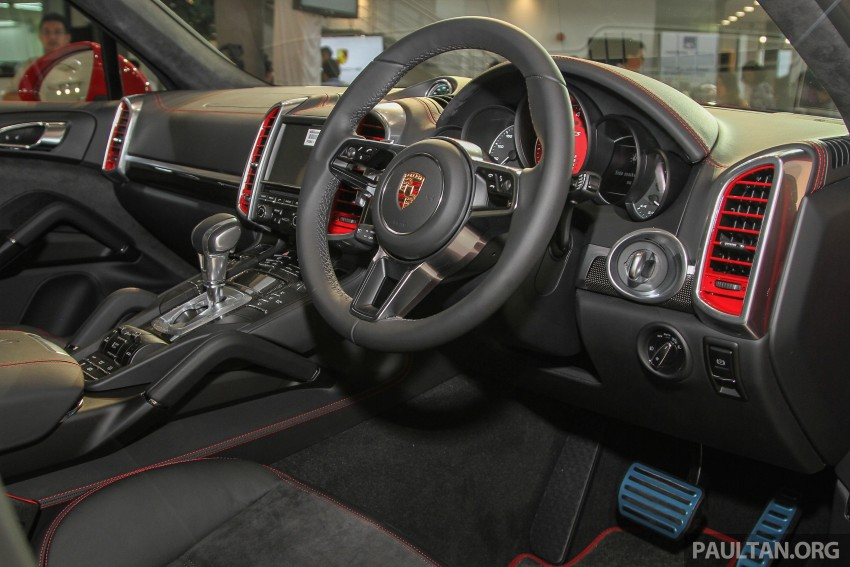 2015 Porsche 911 Targa 4S, Cayenne GTS facelift introduced in Malaysia – order books now open Image #344518