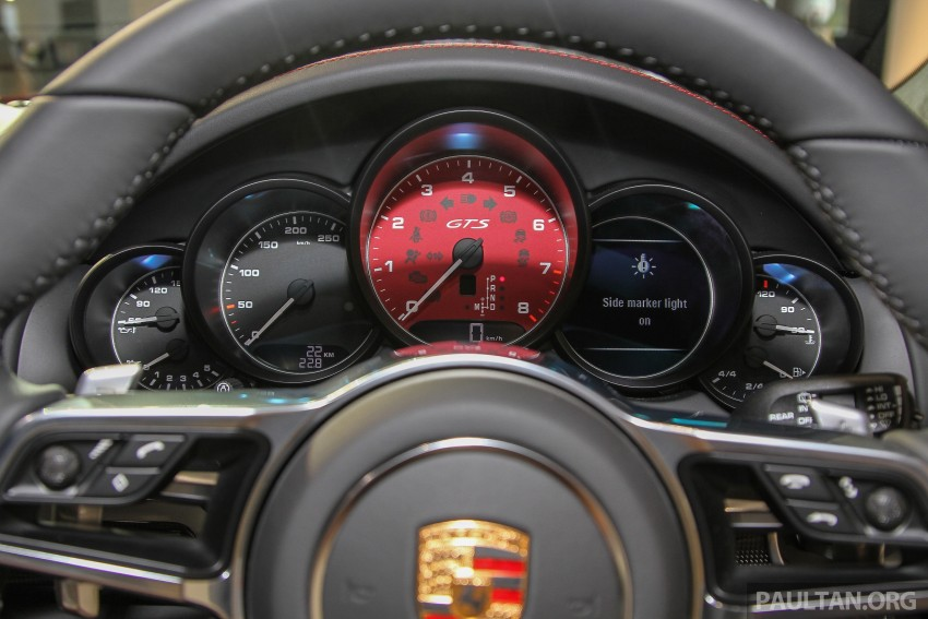 2015 Porsche 911 Targa 4S, Cayenne GTS facelift introduced in Malaysia – order books now open Image #344521