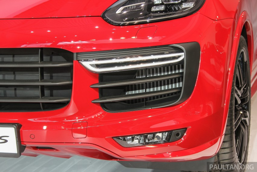 2015 Porsche 911 Targa 4S, Cayenne GTS facelift introduced in Malaysia – order books now open Image #344498