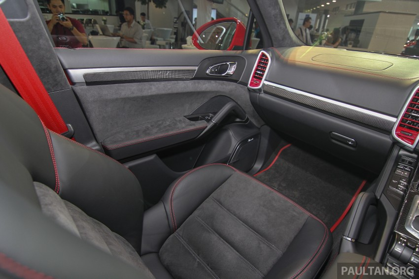 2015 Porsche 911 Targa 4S, Cayenne GTS facelift introduced in Malaysia – order books now open Image #344534