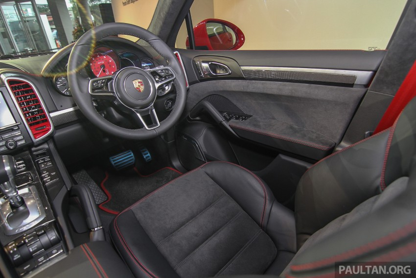2015 Porsche 911 Targa 4S, Cayenne GTS facelift introduced in Malaysia – order books now open Image #344535