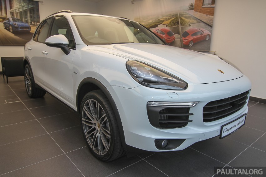 2015 Porsche 911 Targa 4S, Cayenne GTS facelift introduced in Malaysia – order books now open Image #344471