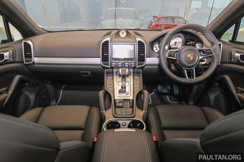 2015 Porsche 911 Targa 4S, Cayenne GTS facelift introduced in Malaysia – order books now open Image #344480