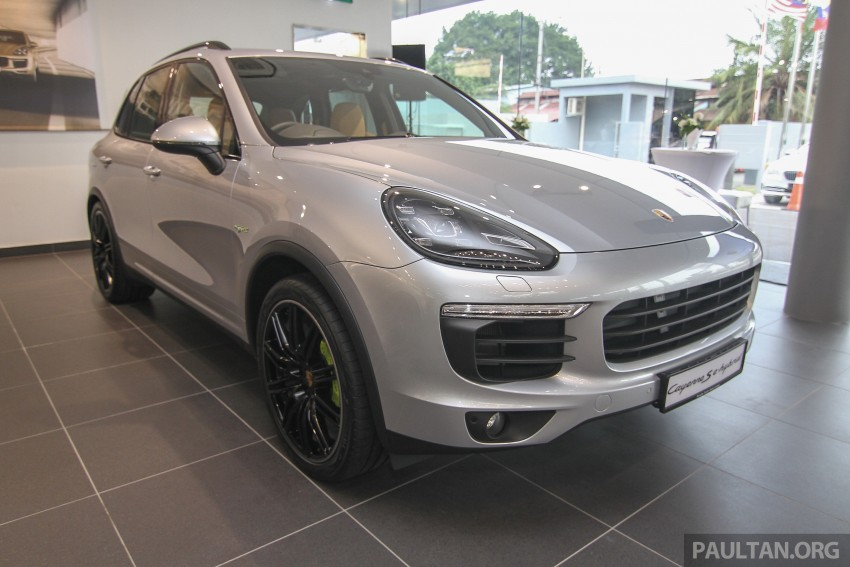 2015 Porsche 911 Targa 4S, Cayenne GTS facelift introduced in Malaysia – order books now open Image #344483