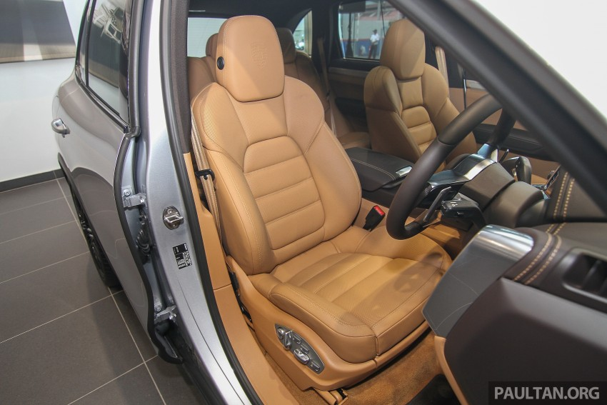 2015 Porsche 911 Targa 4S, Cayenne GTS facelift introduced in Malaysia – order books now open Image #344492