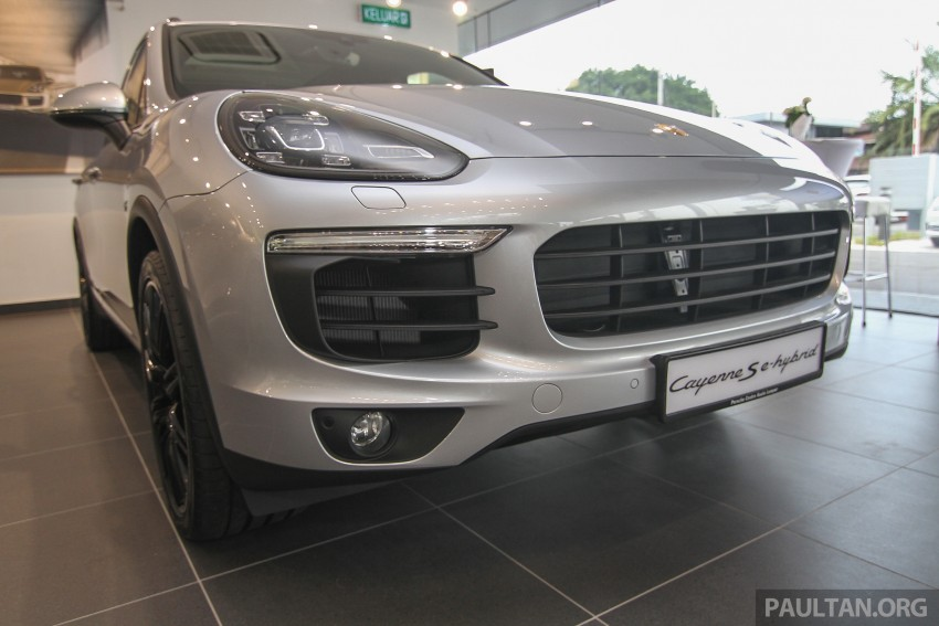2015 Porsche 911 Targa 4S, Cayenne GTS facelift introduced in Malaysia – order books now open Image #344484