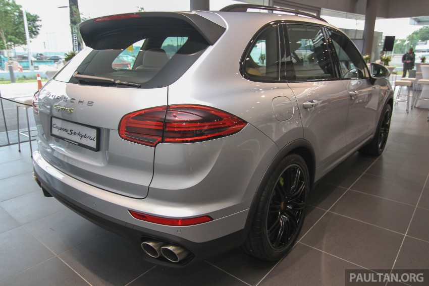 2015 Porsche 911 Targa 4S, Cayenne GTS facelift introduced in Malaysia – order books now open Image #344487