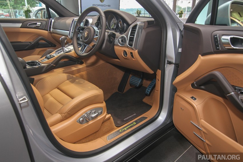 2015 Porsche 911 Targa 4S, Cayenne GTS facelift introduced in Malaysia – order books now open Image #344490