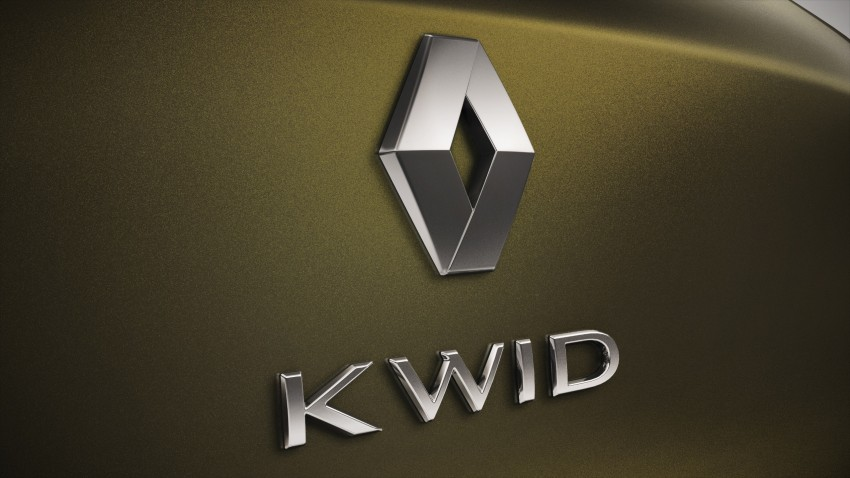 Renault Kwid unveiled – new A-segment crossover Image #341253