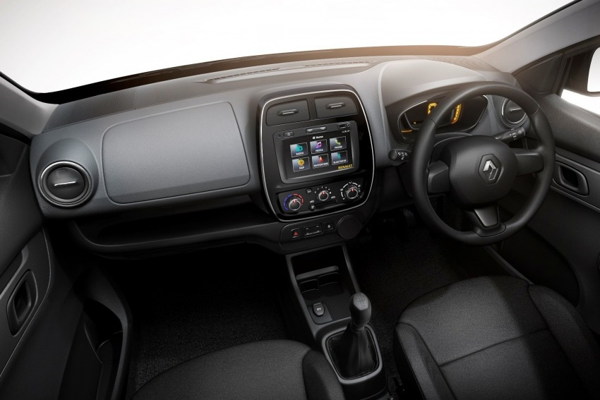 Renault Kwid unveiled – new A-segment crossover Image #341257