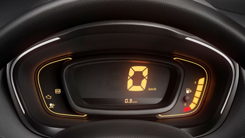 Renault Kwid unveiled – new A-segment crossover Image #341260