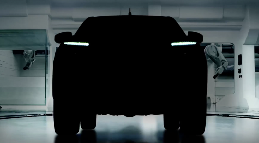 VIDEO: Toyota Hilux Revo teaser – launching end May Image #337411