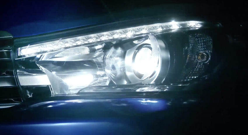 VIDEO: Toyota Hilux Revo teaser – launching end May Image #337415