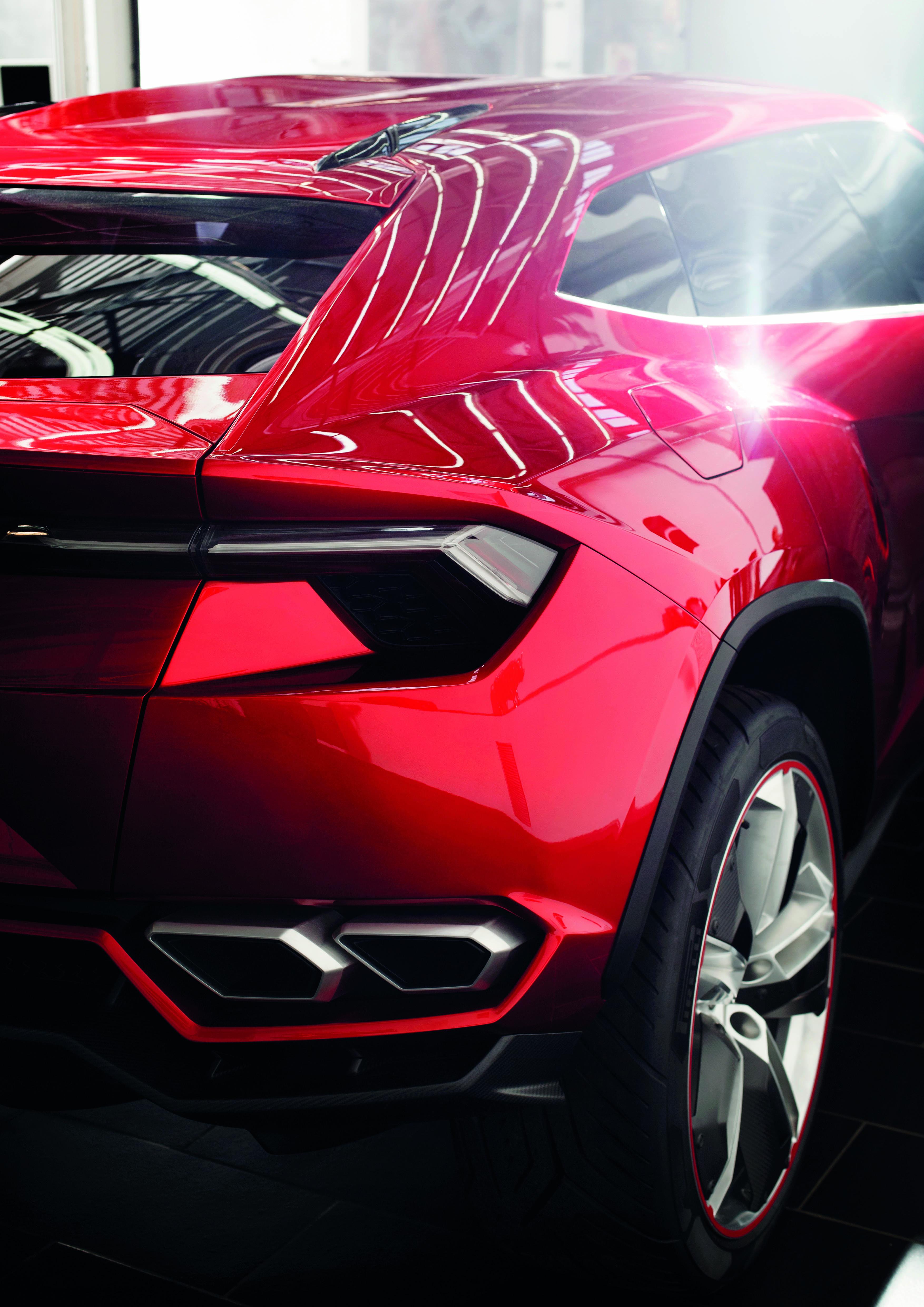 Lamborghini Urus To Be Made In Italy Arrives In 2018 Paul