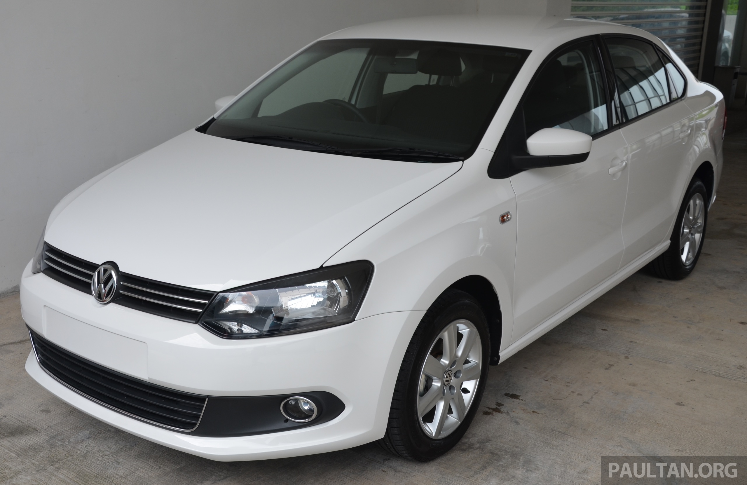 GALLERY: Volkswagen Polo 1.6 Sedan CKD facelift