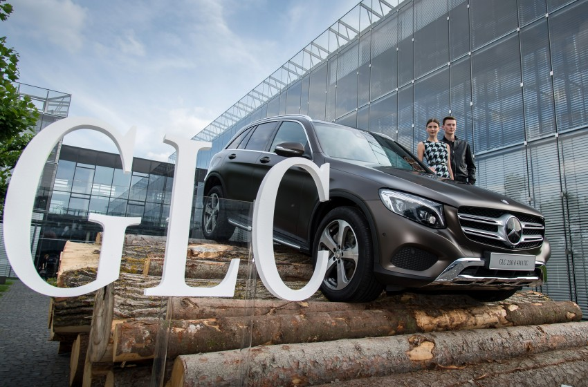 Mercedes-Benz GLC unveiled – the SUV sweet spot? Image #352602