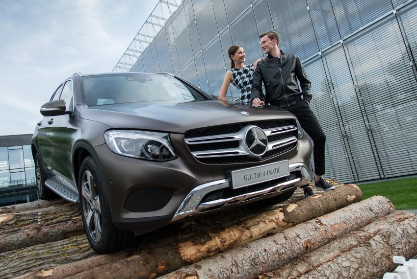 Mercedes-Benz GLC unveiled – the SUV sweet spot? Image #352603