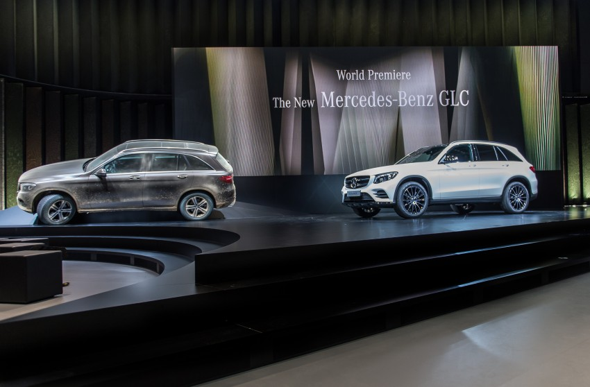 Mercedes-Benz GLC unveiled – the SUV sweet spot? Image #352606