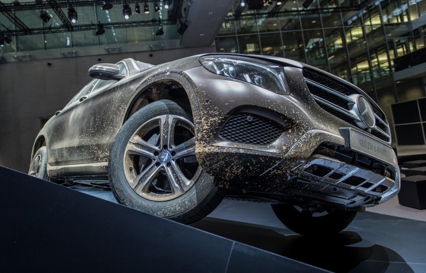 Mercedes-Benz GLC unveiled – the SUV sweet spot? Image #352610