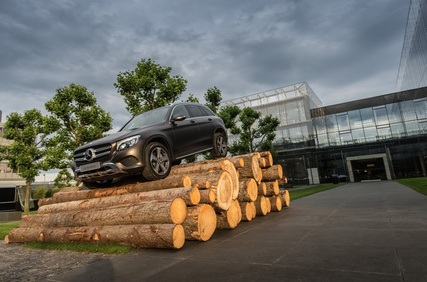 Mercedes-Benz GLC unveiled – the SUV sweet spot? Image #352616