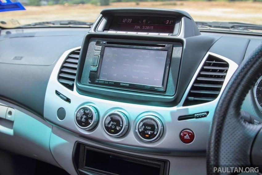 All New Mitsubishi Triton 2014 | Autos Post
