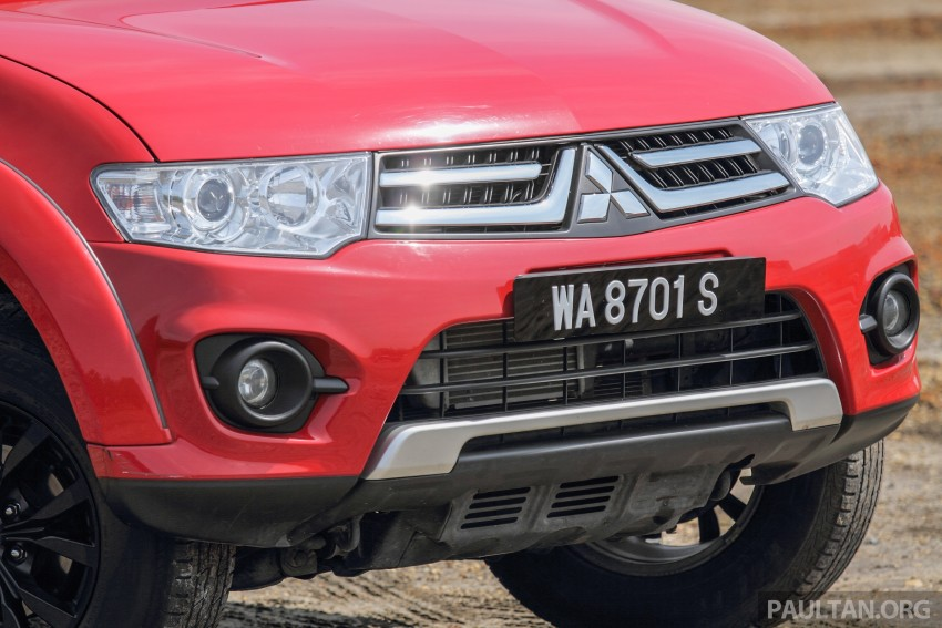 GALLERY: New and old Mitsubishi Triton, side-by-side Image #346669