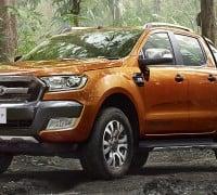2015 Ford Ranger Wildtrak - Jungle