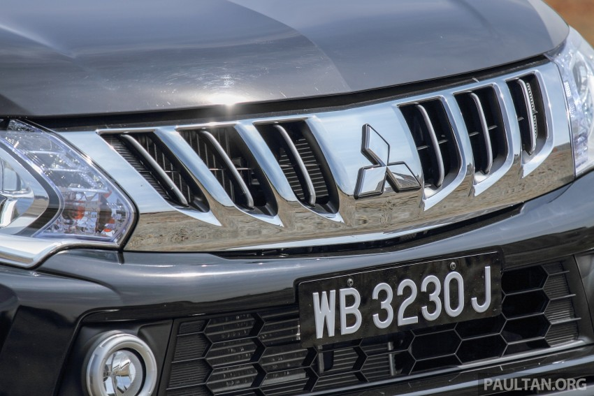 GALLERY: New and old Mitsubishi Triton, side-by-side Image #346613