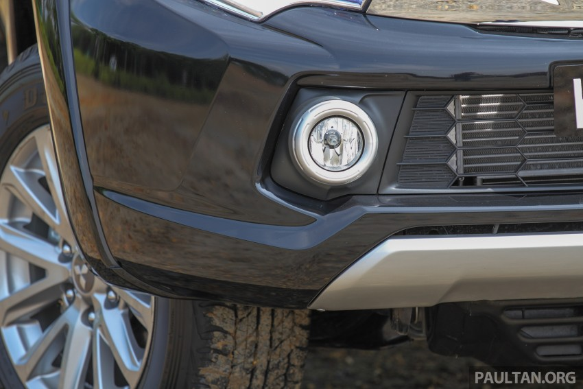 GALLERY: New and old Mitsubishi Triton, side-by-side Image #346614