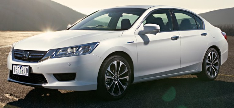 2015 honda accord sport hybrid launched in australia. Black Bedroom Furniture Sets. Home Design Ideas