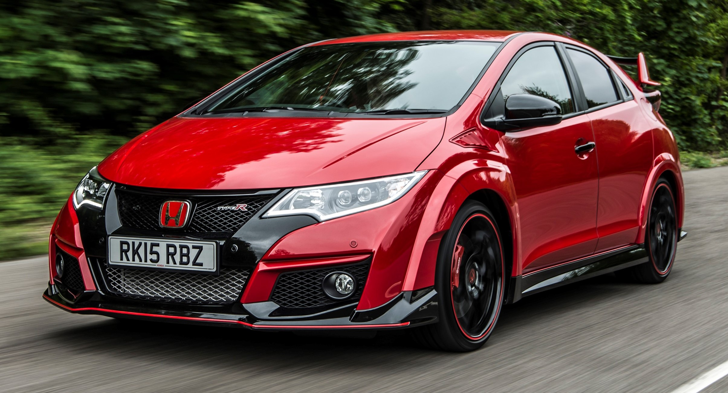 Faster lighter honda civic type r variant possible for Honda civic 2015 for sale