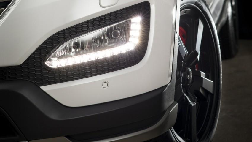 2015 Hyundai Santa Fe SR unveiled for Aussie market Image #352908