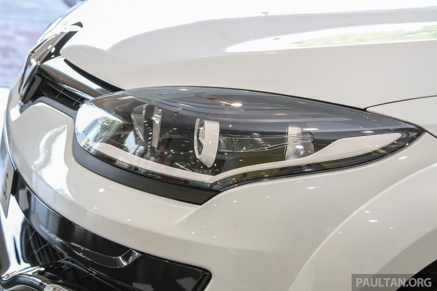Renault Megane RS 265 Cup on sale in M'sia, RM235k Image #353386