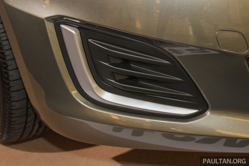 Suzuki Swift facelift officially previewed in Malaysia Image #354438