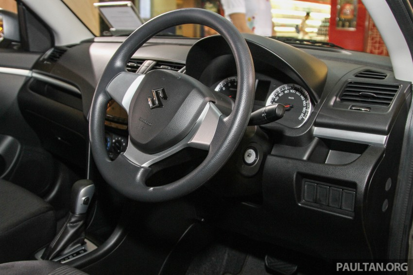 Suzuki Swift facelift officially previewed in Malaysia Image #354455