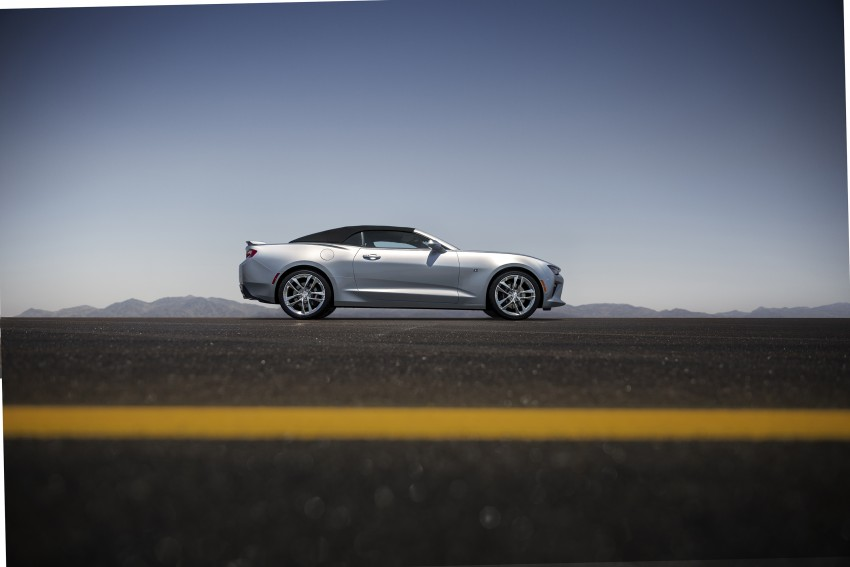 2016 Chevrolet Camaro Convertible officially revealed Image #354090