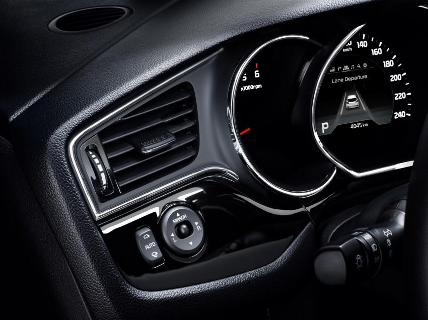 2016 Kia cee'd facelift – 1.0L T-GDi across the range Image #354765