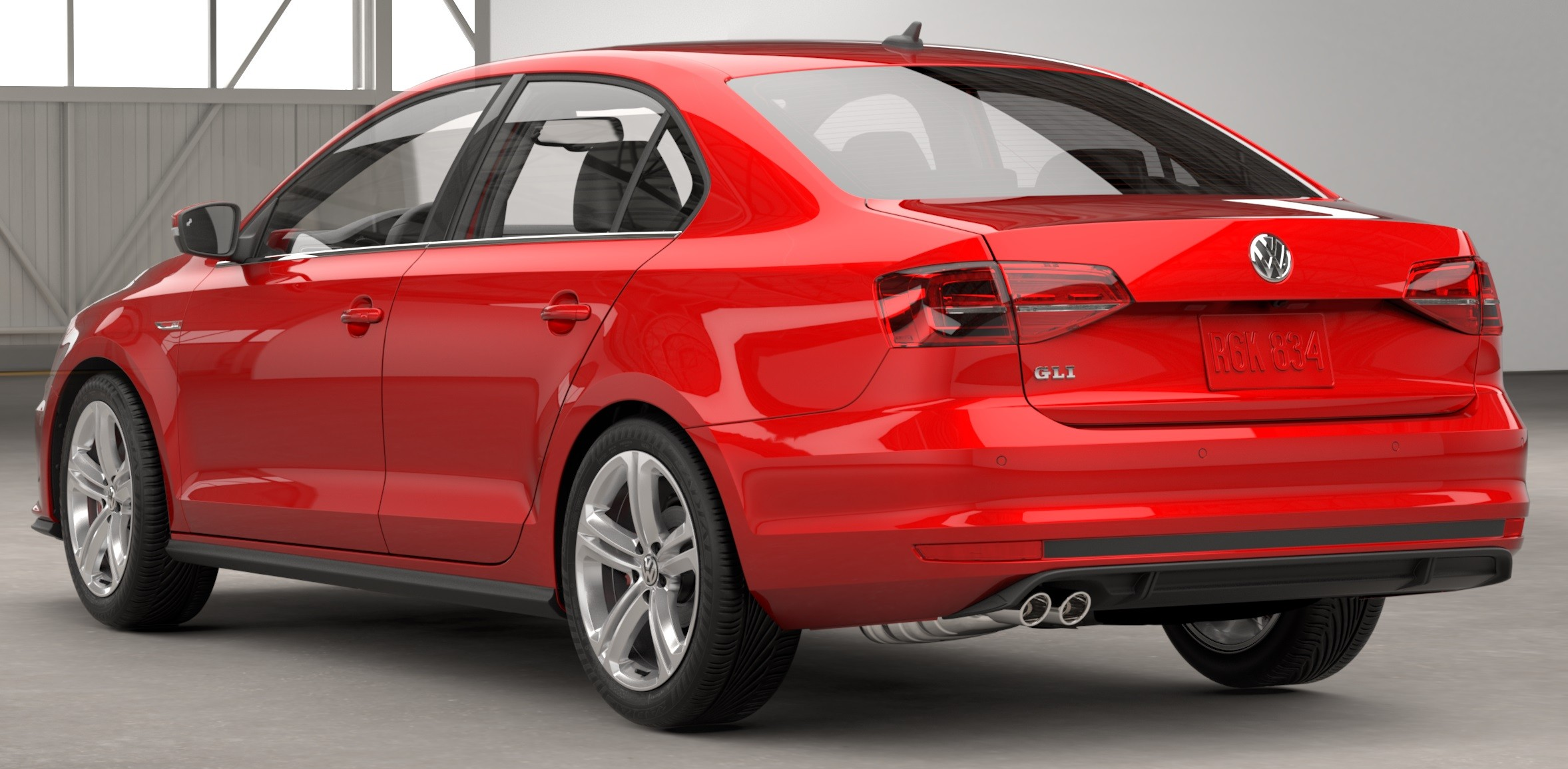 2016 Volkswagen Jetta Gli Sports New Face More Tech Paul