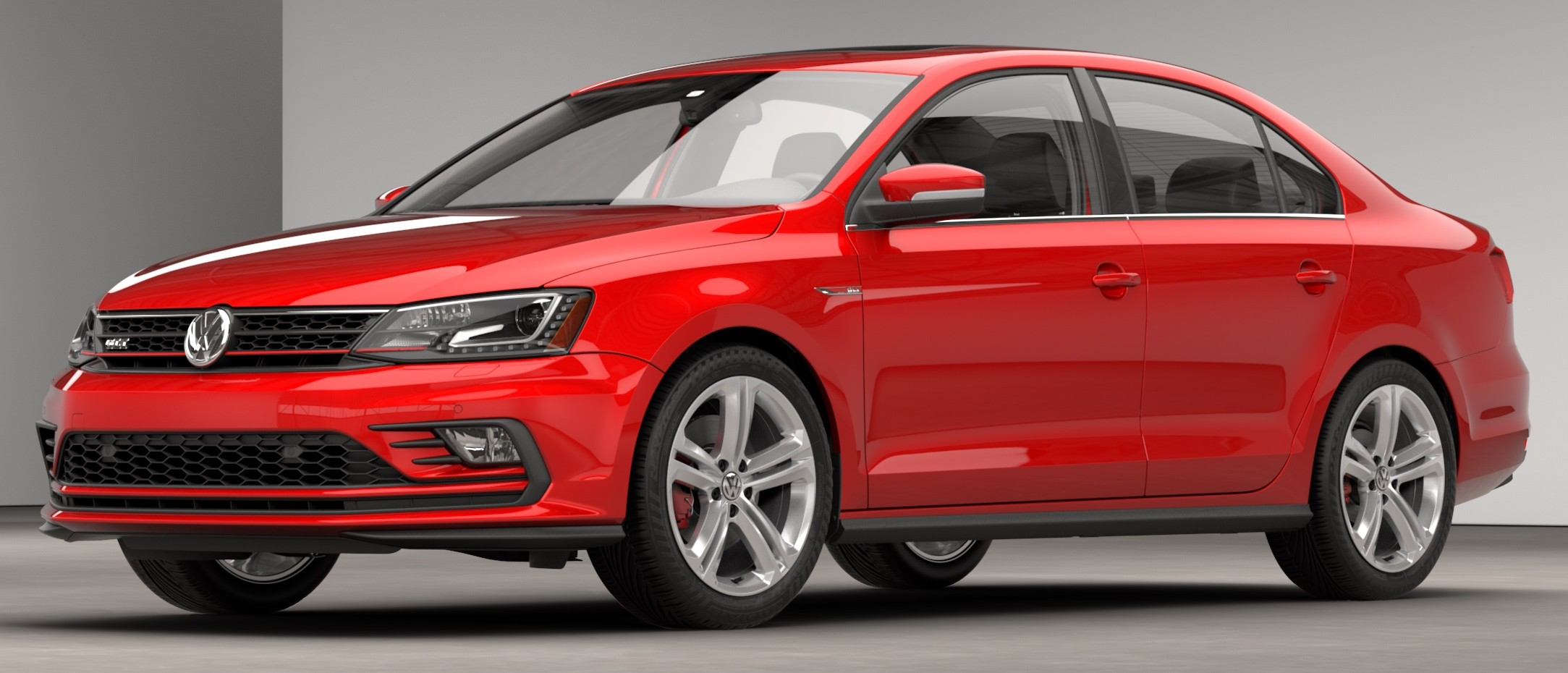 2016 Volkswagen Jetta GLI sports new face, more tech